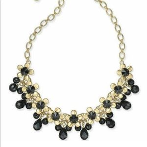 Kate Spade Sunset Bloom Statement Necklace.
